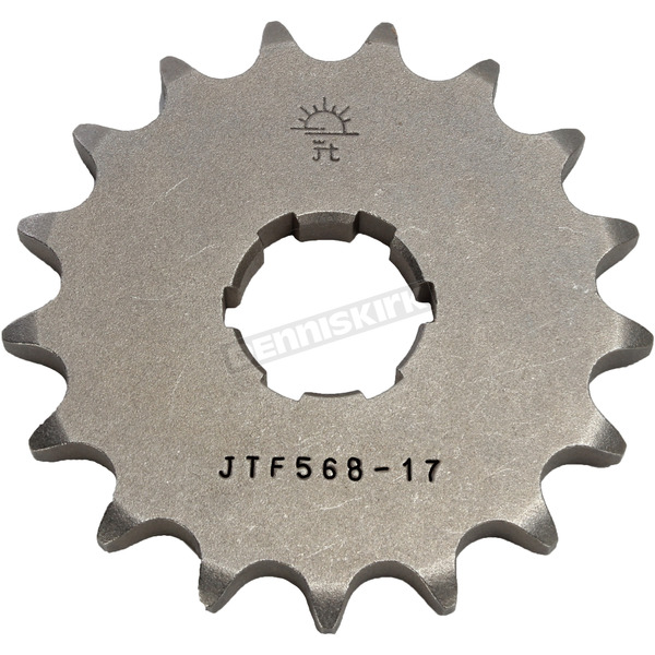 JT Sprockets 530 17 Tooth Sprocket - JTF568.17