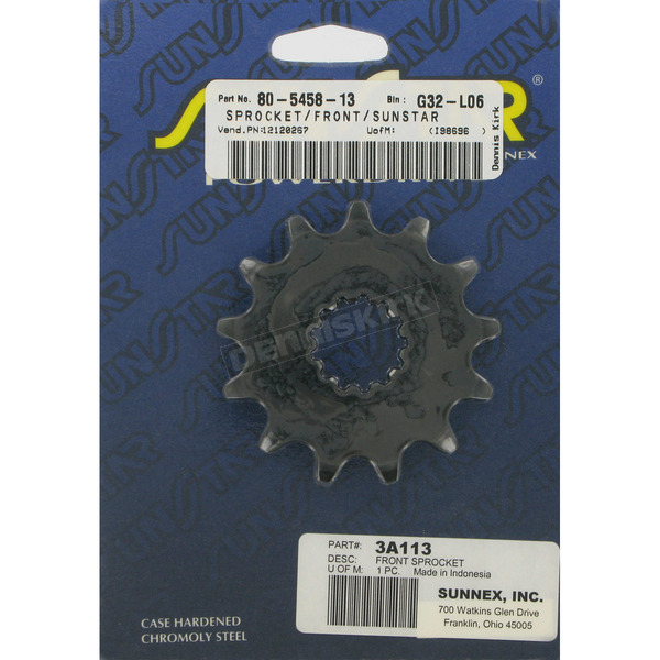 Sunstar Sprocket - 3A114