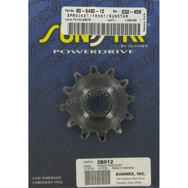 Sunstar Sprocket - 3B012