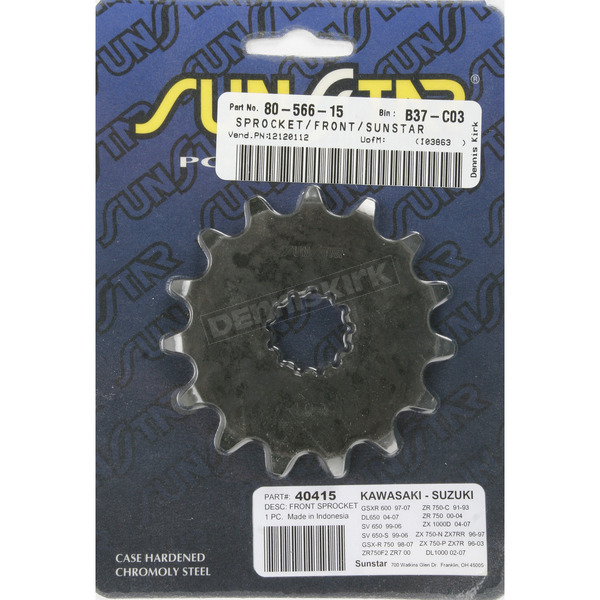 Sunstar Sprocket - 40416