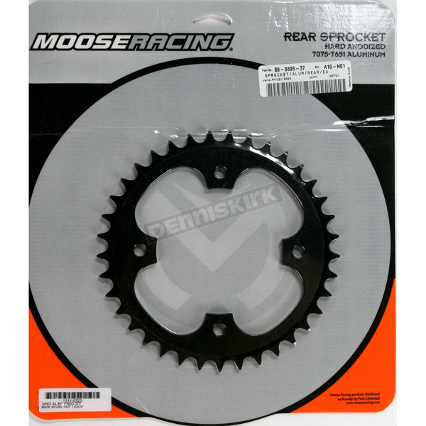 Moose 520 52 Tooth Rear Sprocket - 1211-0979