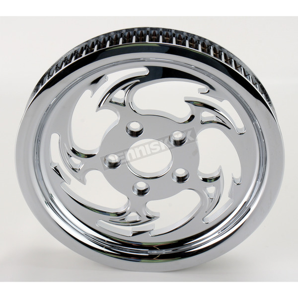 RC Components Chrome 65-Tooth Savage Rear Pulley  - HD106500-85C