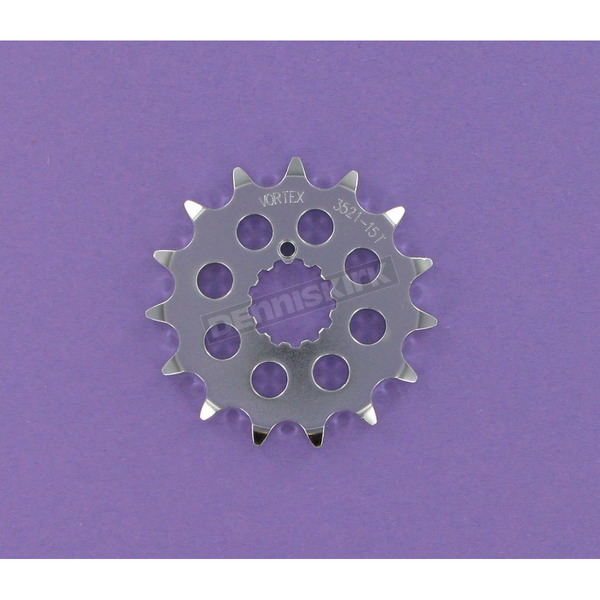 Vortex 15 Tooth Front Sprocket - 3521-15