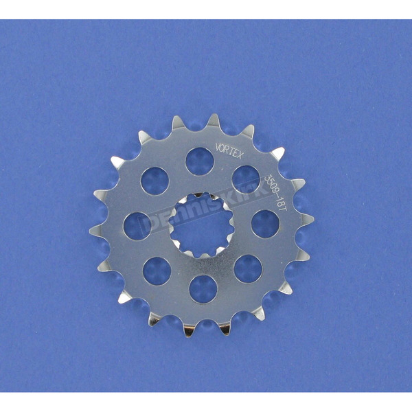 Vortex 18 Tooth Front Sprocket - 3509-18