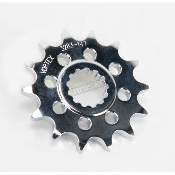 Vortex 14 Tooth Front Sprocket - 3283-14