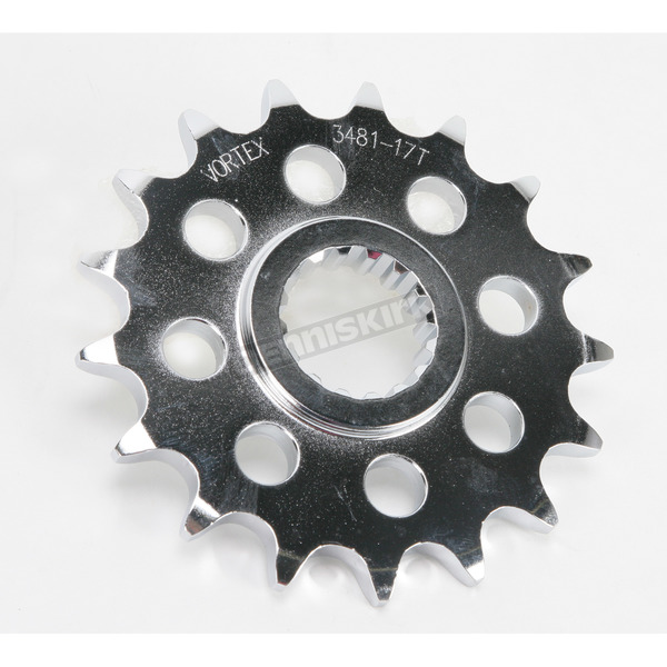 Vortex 17 Tooth Front Sprocket - 3481-17