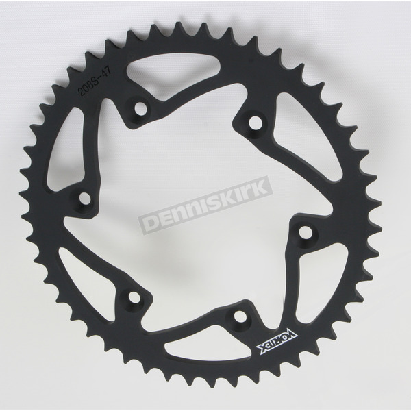 Vortex 47 Tooth Rear Steel Sprocket - 208S-47