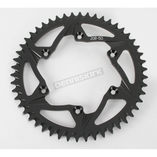 Vortex 50 Tooth Rear Aluminum Sprocket - 208K-50