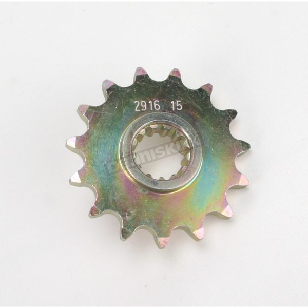 Vortex 15 Tooth Front Steel Sprocket - 2916-15
