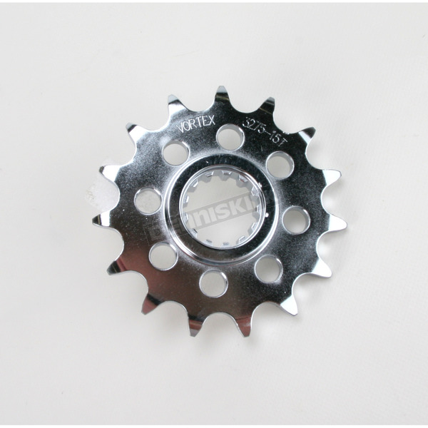 Vortex 15 Tooth Front Steel Sprocket - 3275-15