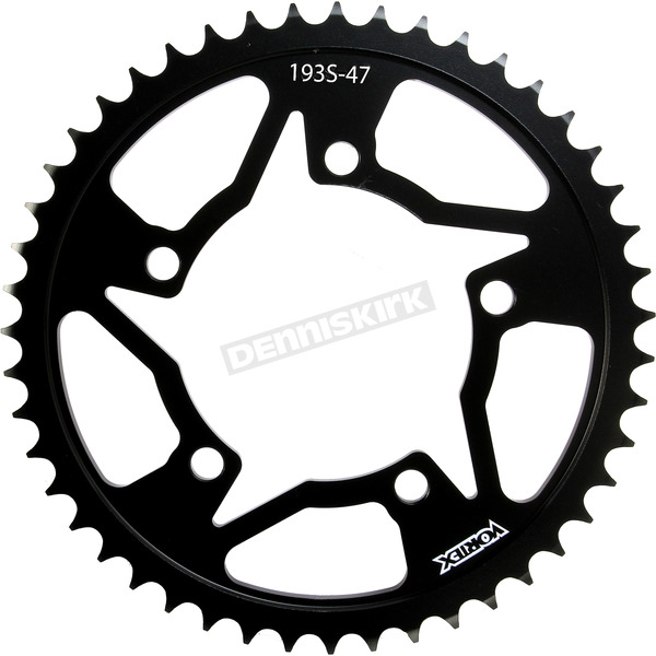 Vortex Rear Steel Sprocket - 193S-47