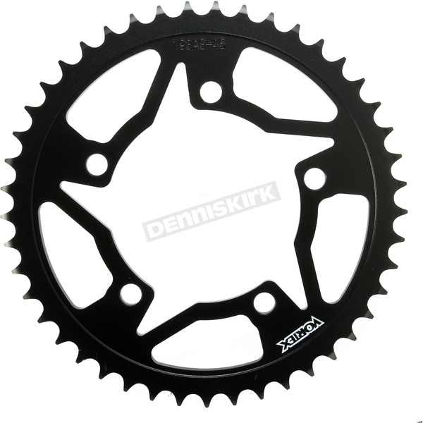 Vortex Rear Steel Sprocket - 193AS-45