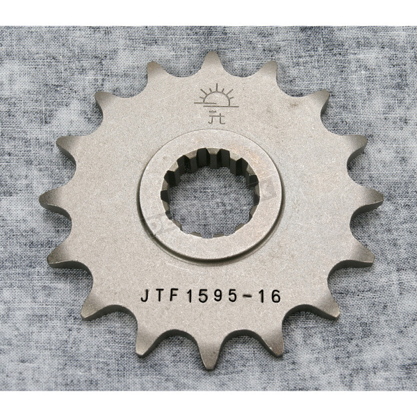 JT Sprockets 16 Tooth Front Sprocket - JTF1595.16