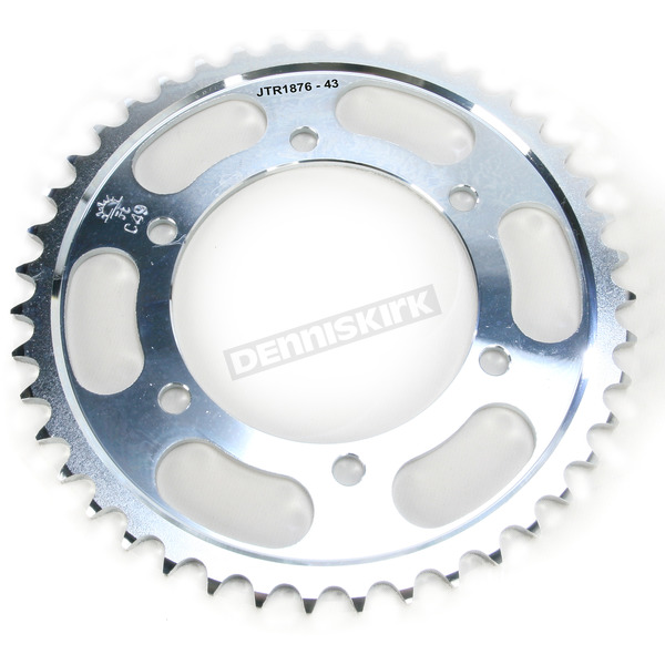 JT Sprockets 43 Tooth Sprocket  - JTR1876.43