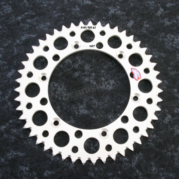 Renthal 47 Tooth Rear Aluminum Sprocket - 216U-520-47GPS