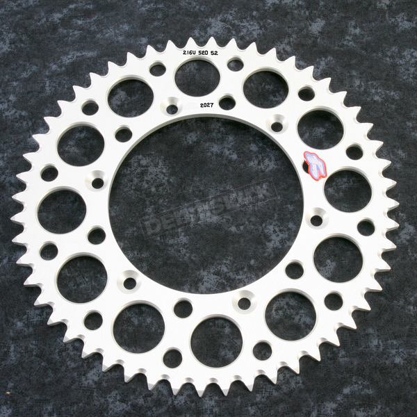 Renthal 52 Tooth Rear Aluminum Sprocket - 216U-520-52GPS