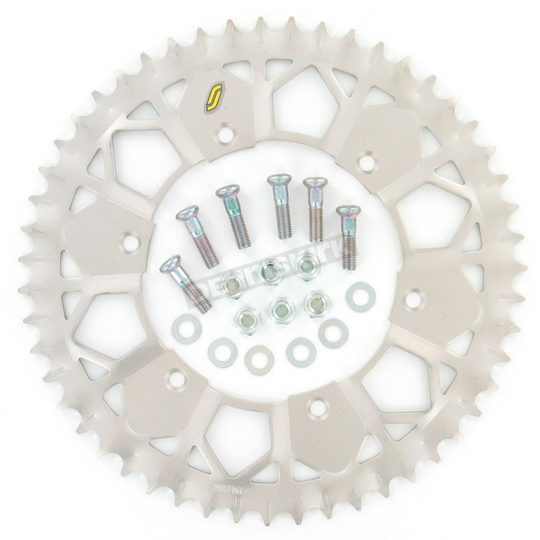 Sunstar Works Z Stainless Steel 51 Tooth Rear Sprocket - 8-359251E