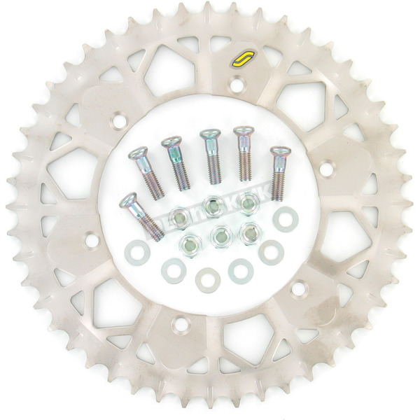 Sunstar Works Z Stainless Steel 48 Tooth Rear Sprocket - 8-361948E