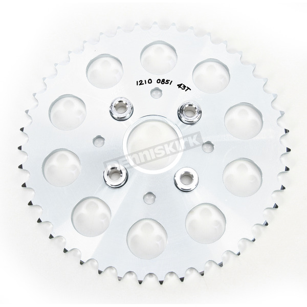 Moose 43 Tooth Rear Steel Sprocket - 1210-0851