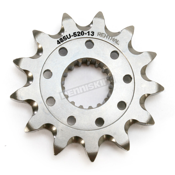 Renthal 13 Tooth Ultralight Front Sprocket - 485U-520-13GP