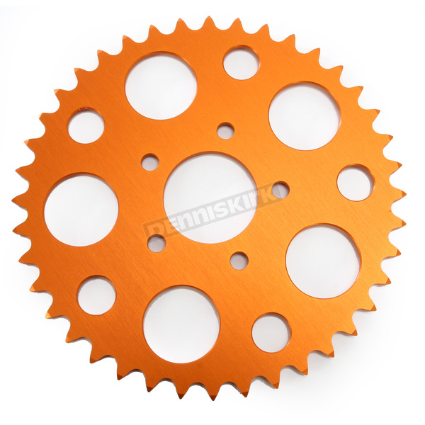 Renthal Orange Rear Sprocket - 48041540POR