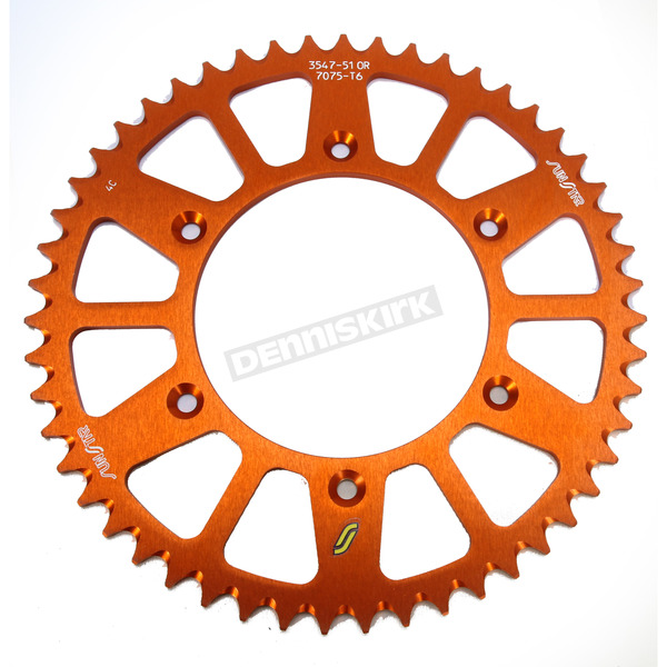 Sunstar Rear Sprocket - 5-354751OR