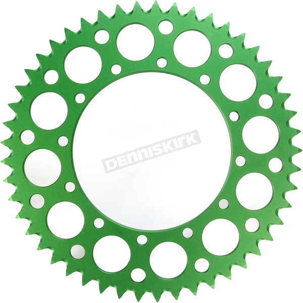 Renthal Green Rear Sprocket - 112U52049GEG