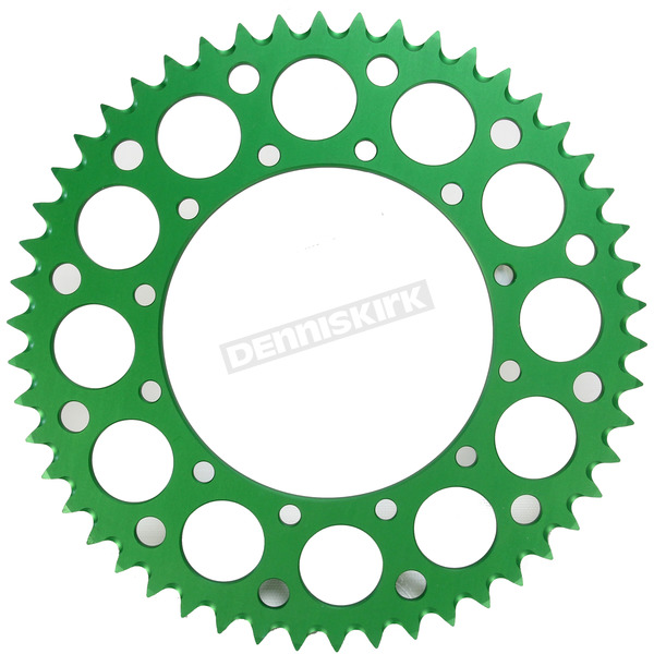Renthal Green Rear Sprocket - 112U52050GEG