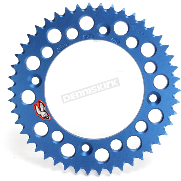 Renthal Blue Husqvarna Rear Sprocket - 441U-428-46GPBU