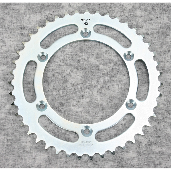 Sunstar 43 Tooth Rear Steel Sprocket - 2-357743