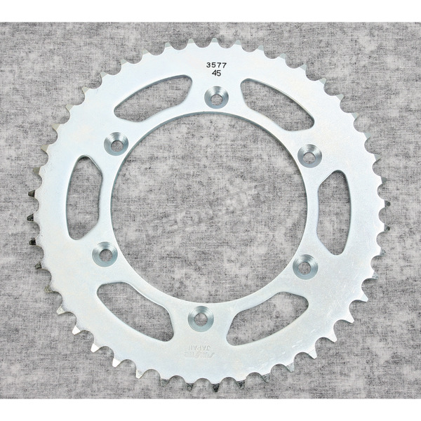 Sunstar 45 Tooth Rear Steel Sprocket - 2-357745