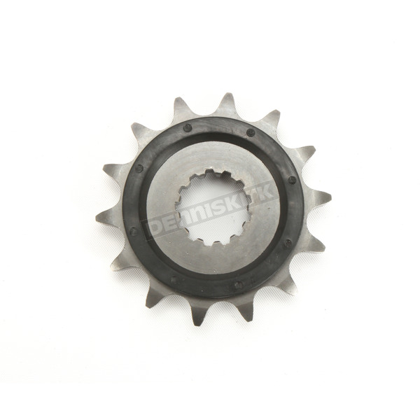 Front Rubber 14 Tooth Cushioned Sprocket - JTF520.14RB