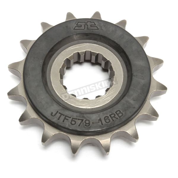 JT Sprockets Front Rubber 16 Tooth Cushioned Sprocket - JTF579.16RB
