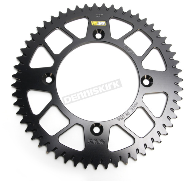 Pro Taper Black Rear Sprocket - 03-3255