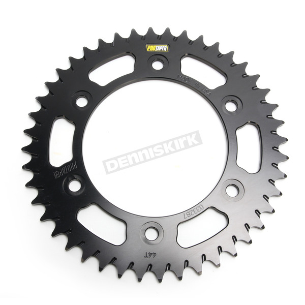 Pro Taper Black Rear Sprocket - 03-3287