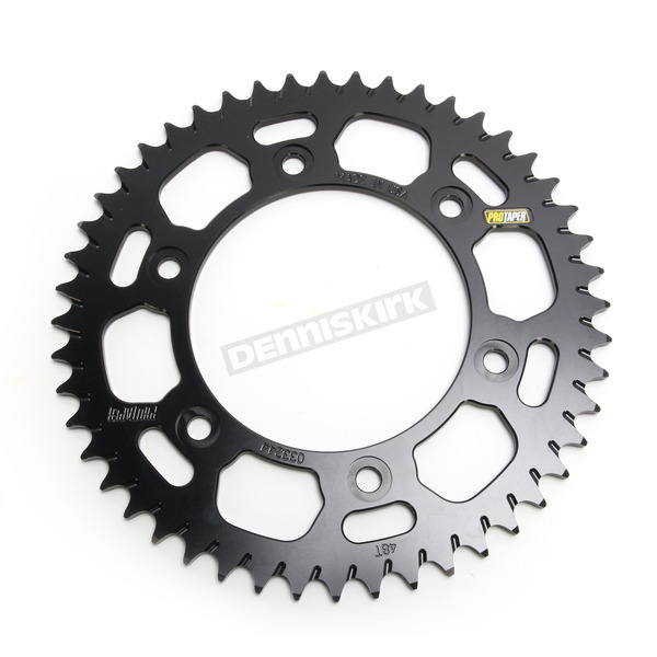 Pro Taper Black Rear Sprocket - 03-3244