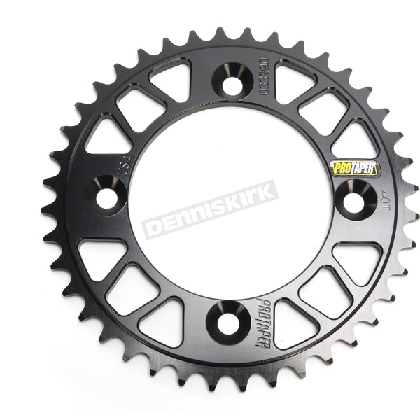 Pro Taper Black Rear Sprocket - 03-3290