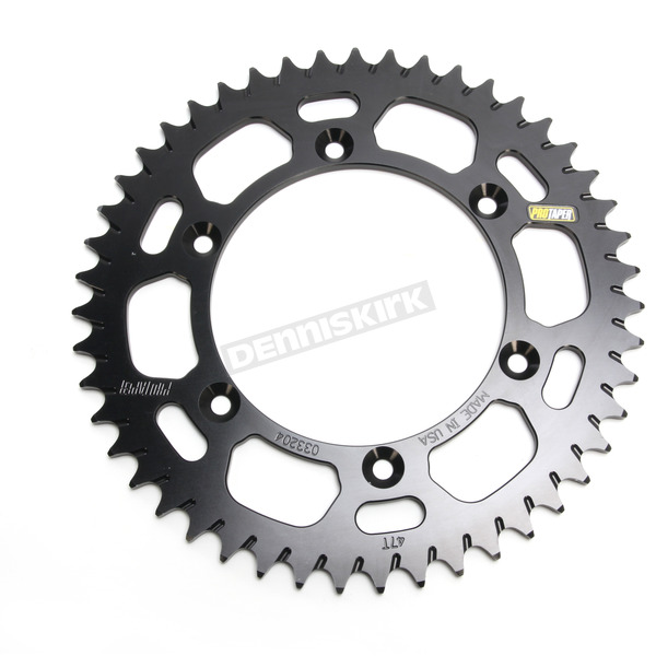 Pro Taper Black Rear Sprocket - 03-3204