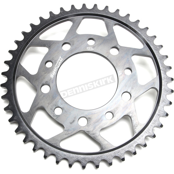 Steel Rear Sprocket - RFE-1334-43-BLK