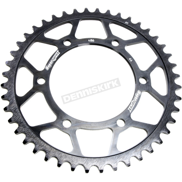 Rear Steel Sprocket - RFE-479-44-BLK