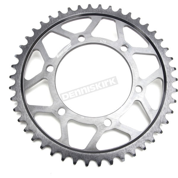 Steel Rear Sprocket - RFE-479-46-BLK