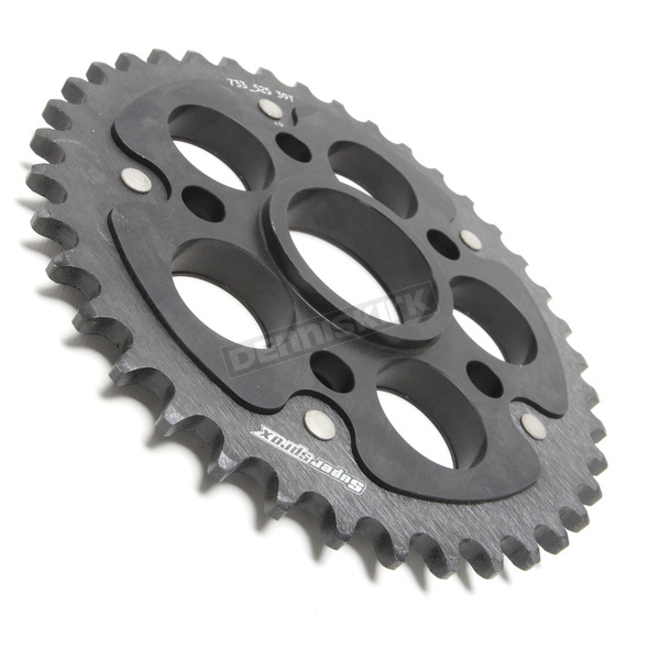 Black Stealth Rear Sprocket - RST733525-39BLK