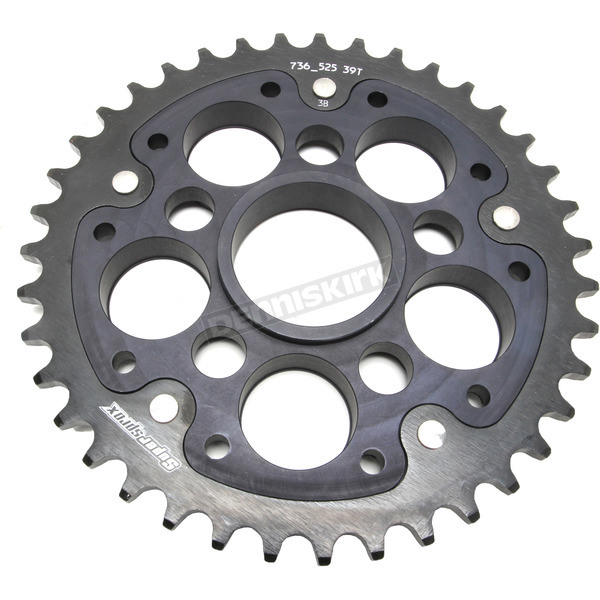 Black Stealth Rear Sprocket - RST736525-39BLK