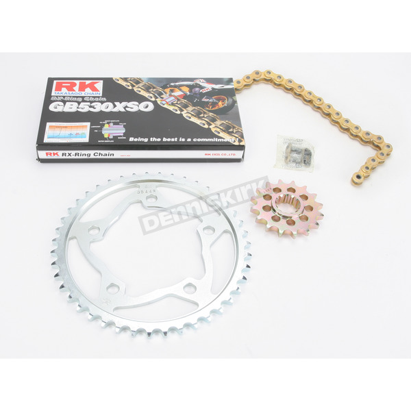 RK GB530XSO Chain and Sprocket Kit - 1092-930WG