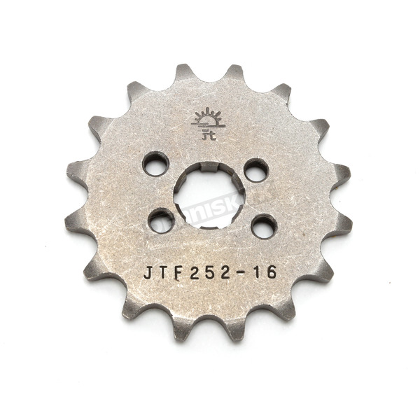 JT Sprockets Front Chromoly Steel Alloy 420 16 Tooth Sprocket - JTF252.16