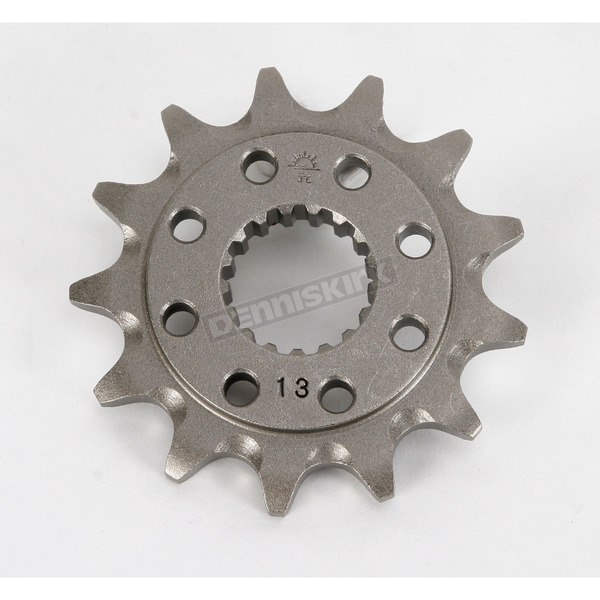 JT Sprockets 13 Tooth Lightweight Front Sprocket - JTF284.13SC