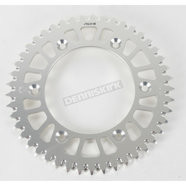 JT Sprockets 45 Tooth Rear Aluminum Sprocket - JTA210.45