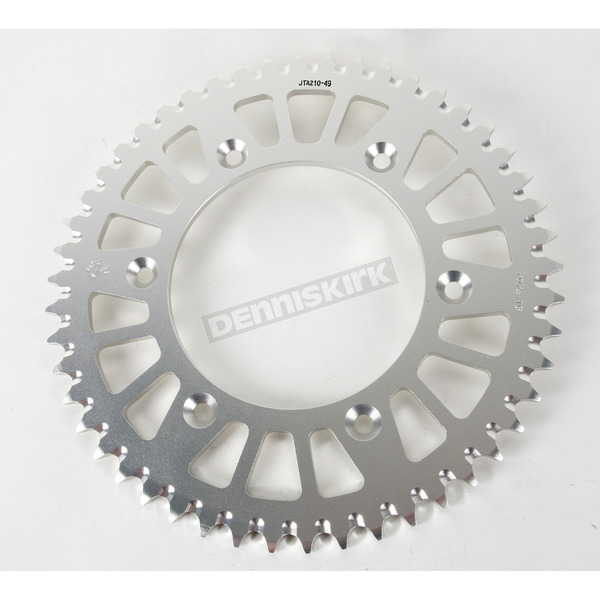 JT Sprockets 49 Tooth Rear Aluminum Sprocket - JTA210.49
