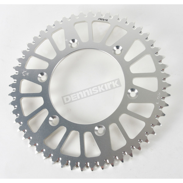 JT Sprockets 52 Tooth Rear Aluminum Sprocket - JTA210.52