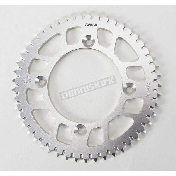 JT Sprockets 49 Tooth Rear Aluminum Sprocket - JTA798.49
